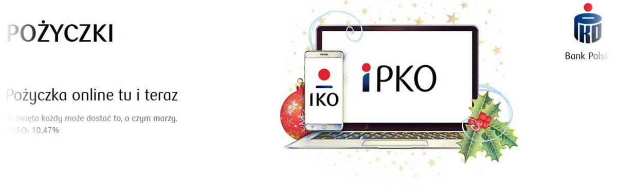 Kredyt gotówkowy PKO BP